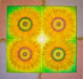 Nikolep  - Sunflowers - SOLD