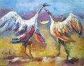 Stanislava Gykasqn - cranes