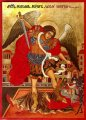Todor Mirchev - Archangel Michael